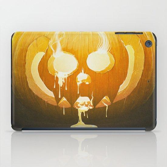 Pumpkin II. iPad Case