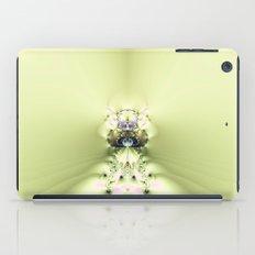 Green Meditation iPad Case