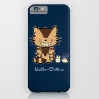 Hello Catbus iPhone 6 Slim Case