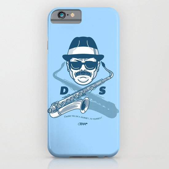Duke Silver iPhone & iPod Case
