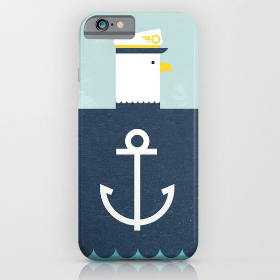 Eagle Captain iPhone & iPod Case