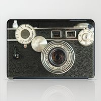 Vintage Range Finder Cam… iPad Case