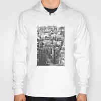Hoody featuring Old Downtown by Ewan Arnolda