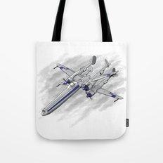 In A Galaxy Not Far Away Tote Bag