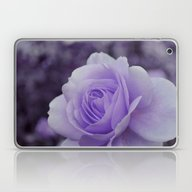 Lavender Rose 2 Laptop & iPad Skin