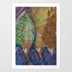 Love Shines Art Print