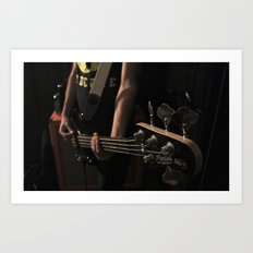 Slappa Da Bass Art Print