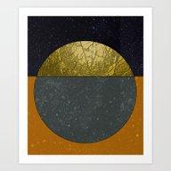 Abstract #111 Art Print