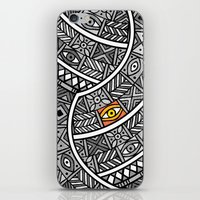 Oba Goldeneye iPhone & iPod Skin