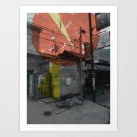 Costa Rica 3 Art Print