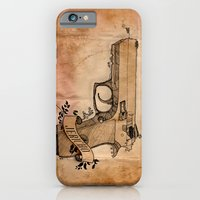 iPhone & iPod Case featuring Jericho by David Stanfield