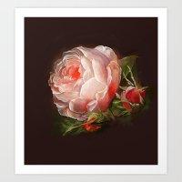 Flemish Flower Still Lif… Art Print