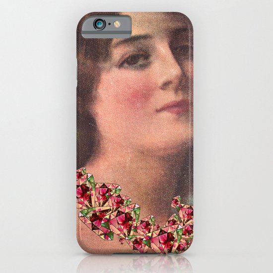 Josephine's Diamonds iPhone & iPod Case