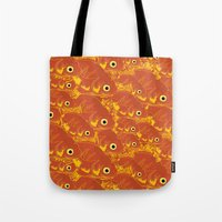 Goldfish Tote Bag