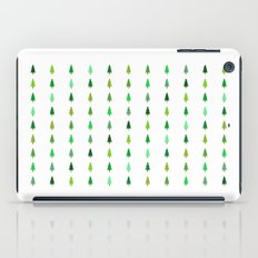 99 trees, none of them a problem iPad Case