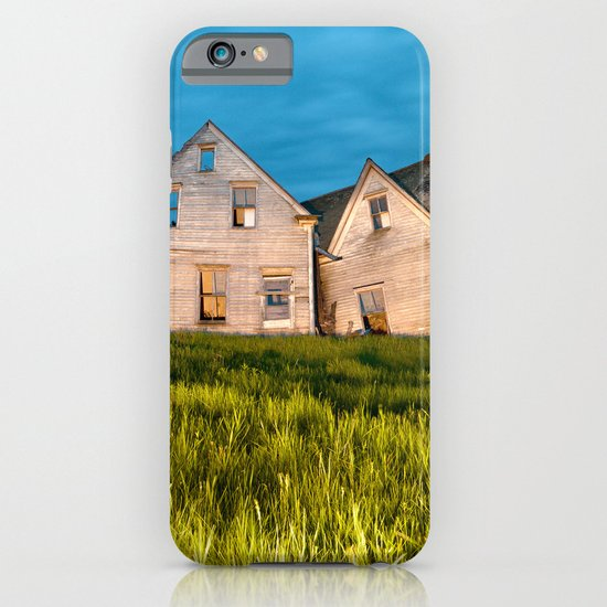 Family Homestead iPhone & iPod Case