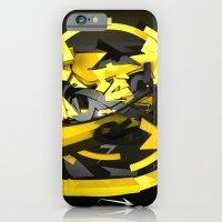 3d graffiti - 'Voltage iPhone 6 Slim Case
