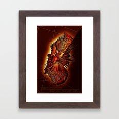HOT STUFF Framed Art Print