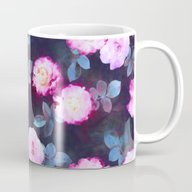 Twilight Roses Mug