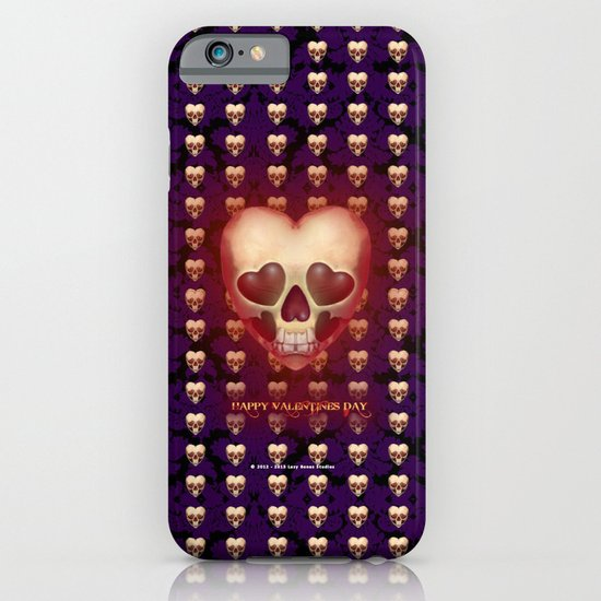 HAPPY VALENTINES DAY iPhone & iPod Case