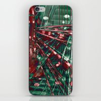 Abstract City Lines iPhone & iPod Skin