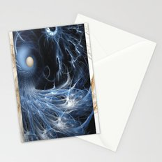 Moon Madness Stationery Cards