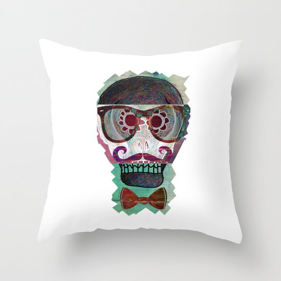 eternal student. Throw Pillow