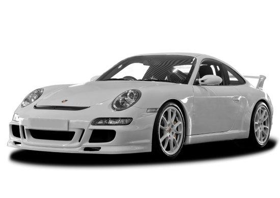 Porsche Car Art Print