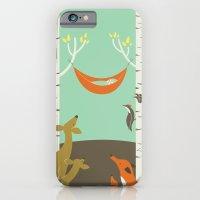 Woodland Baby iPhone 6 Slim Case