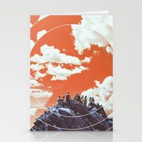 Base Camp Stationery Cards