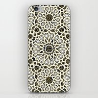 ARABESQUE iPhone & iPod Skin