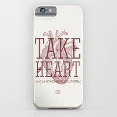 Take Heart iPhone 6 Slim Case