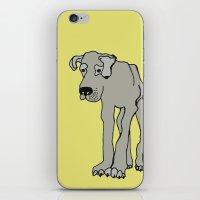 Barney iPhone & iPod Skin