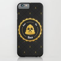 Save The Bees iPhone 6 Slim Case