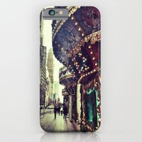 Christmas On 5th Avenue iPhone 6 Slim Case