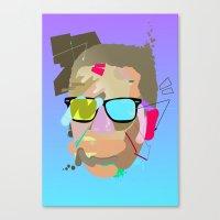 Dondi. Canvas Print