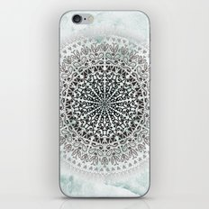 ICELAND MANDALA iPhone & iPod Skin