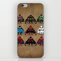 Spider-man - The Year Of… iPhone & iPod Skin