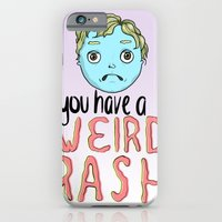 Weird Rash iPhone 6 Slim Case