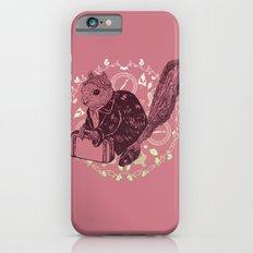 Society Squirrel iPhone 6 Slim Case