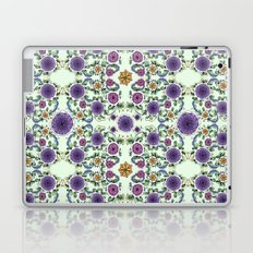 Purple Bloom Laptop & iPad Skin