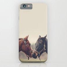 Horses  Slim Case iPhone 6s