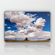 Laptop & iPad Skin featuring Travel Big by Tatiana Kiseleva