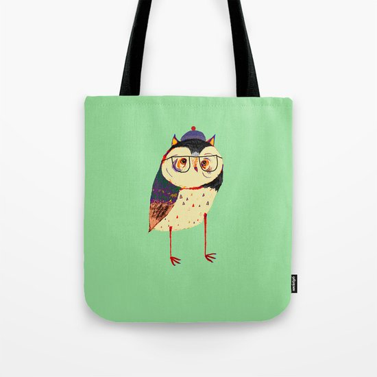 Owl Cutey. Tote Bag