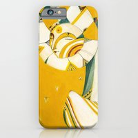 iPhone & iPod Case featuring Guardian of the Moon by Darja Charapova
