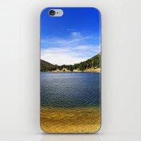 Lily Lake iPhone & iPod Skin