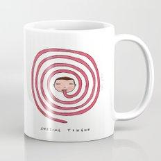 Awesome tongue Mug