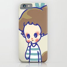 why are you smiling? iPhone 6 Slim Case