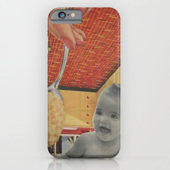 Baby Food iPhone & iPod Case