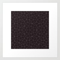 #41 Hello Mr Penrose, I�… Art Print